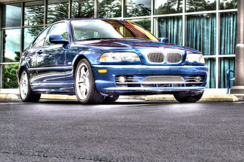Oszczędna jazda samochodem BMW